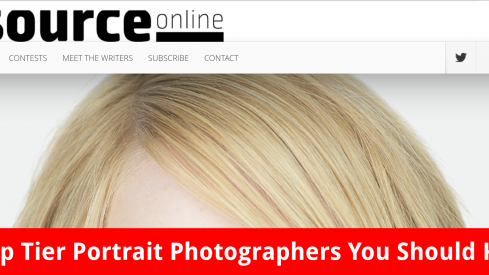 Resource Magazine: 12 Top Tier Portrait Photographers You Should Know