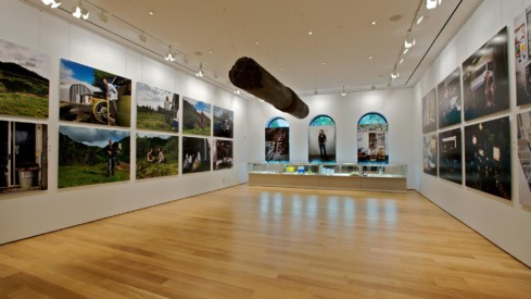LOST Exhibition in NY featuring Peter's work shot in Hawaii and Los Angeles